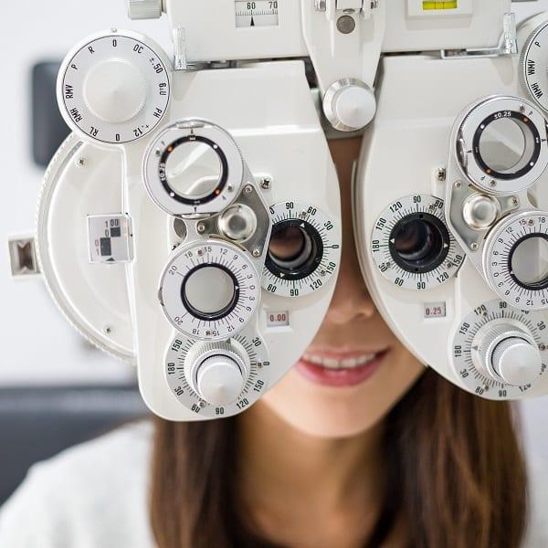 Odborné vyšetření zraku | FOKUS Optik | Expert v oboru oční optiky | Od roku 1991